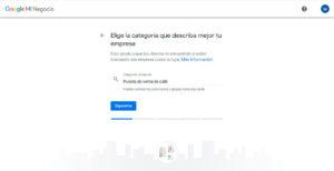 agregue su empresa a Google